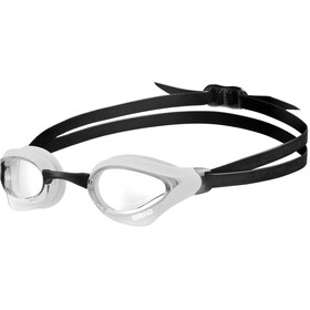 arena Cobra Core Okulary pływackie, clear-white-black
